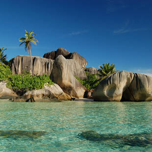 Combien d'heures de vol pour les Seychelles depuis Paris ou Nantes?
