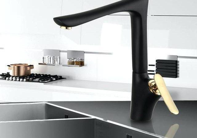 Robinet de cuisine : notre sélection de type de robinet