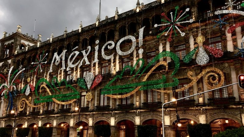 Pourquoi il vous faut absolument partir en voyage au Mexique ?