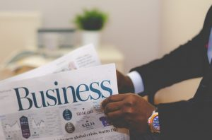 actualité en tant qu'entrepreneur